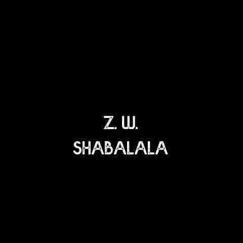 Z. W. Shabalala