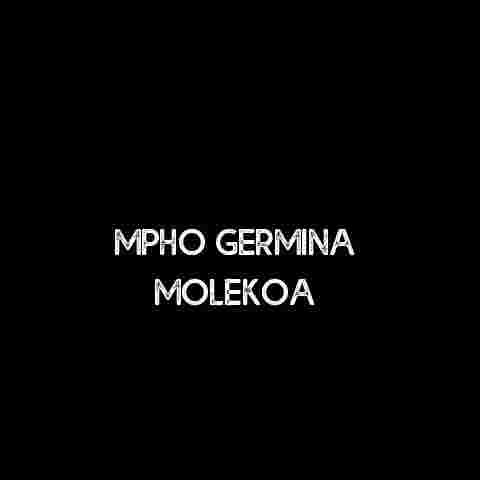 Mpho Germina Molekoa
