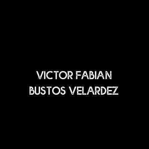 Victor Fabian Bustos Velardez