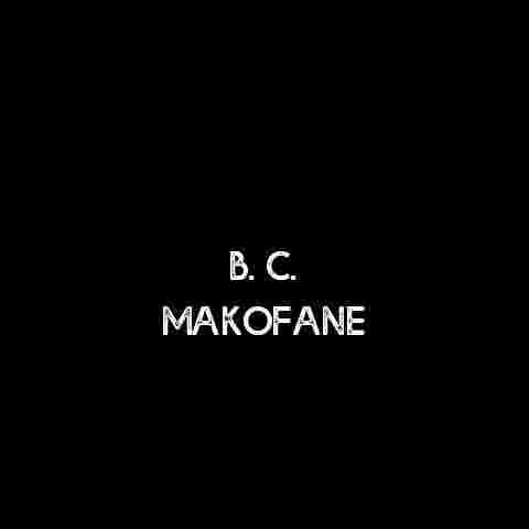 B. C. Makofane